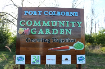 Port Colborne Community Garden Will Grow in More Ways than One