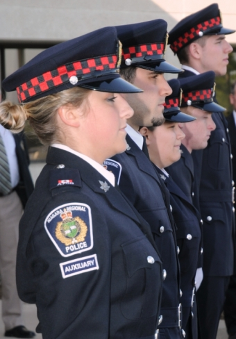 NRPS Recruiting Auxiliary Police Officers
