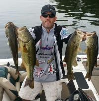 From ponds to Lake Guntersville, fishing in Alabama with The Rod Glove Pro Staff, John Causey