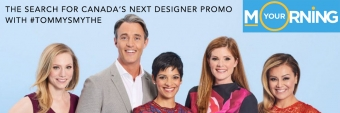 Promo for The Search for Canada's Next Designer