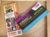 A Weekend of Colour & Charm - 2 Studio Tours In 2 Days