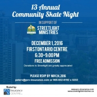 13th Annual Community Skate Night