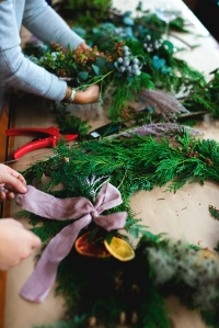 Christmas Workshops at The Country Basket!