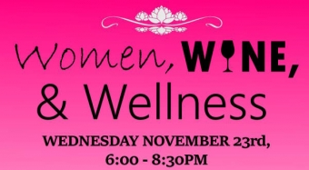 Women Wine and Wellness
