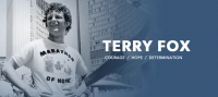 Terry Fox - A single dream. A world of hope.