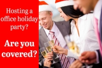 Office Holiday Party | Insurance & Liability