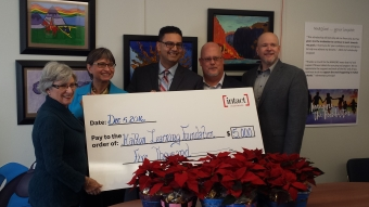 Intact supports Halton Learning Foundation