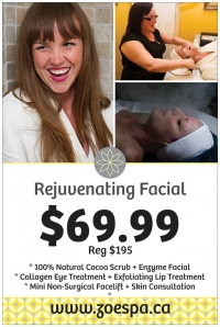 Rejuventating Facial Treatment