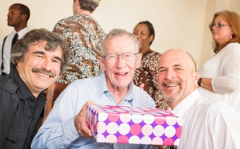 Leon's 100th Birthday Party