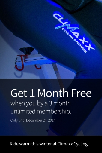 Buy 3 months, get 1 month free.