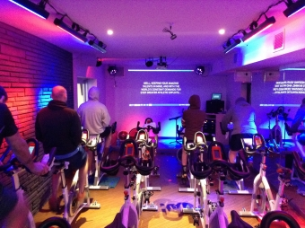 Climaxx Cycling Sufferfest Charity Ride For ONEFoundation A