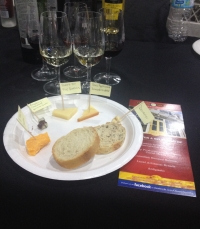 Wine + Cheese = Love  (a Valentine's Day Wine & Cheese Tasting)