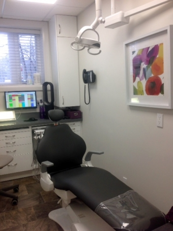 Lorne Park Dental Associate's treatment room makeovers are complete!