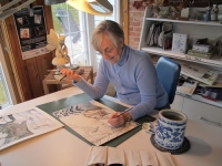 Pamela Meacher - Creating Enchanting Botanical Watercolours