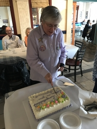 Congratulation's Catherine on your Retirement!