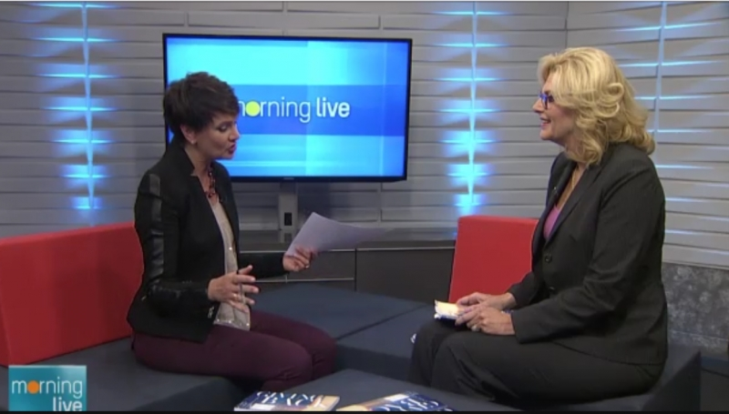Linda Marshall Interview on the CHCH Morning Show with Annette Hamm