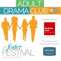 Foster Festival Adult Drama Club - Spring Into Scene Study