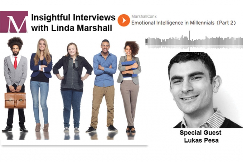 PODCAST | Emotional Intelligence in Millennials with Lukas Pesa  | Part 2