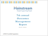 Outcome Management Report: 2015-2016