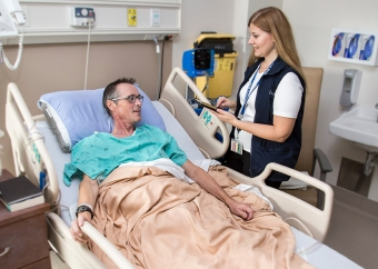 Innovative survey enhancing patient experience at Niagara Health