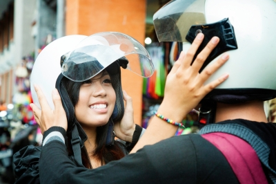 Buying the Right Motorcycle Helmet
