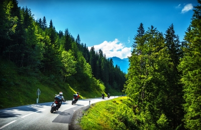 The Top 7 Ways to be Visible on your Motorcycle