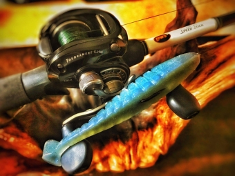 Fishing with swimbaits... Why the X Zone Swammer is so much fun to throw