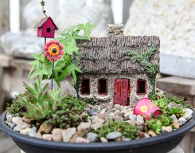 Tips on How to Create Your Very Own Fairy Garden
