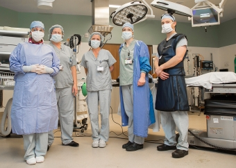 Innovative procedure means care closer to home