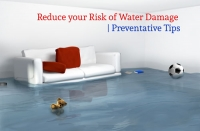 How to Reduce your Risk of Water Damage