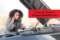 Consumer Reports' 10 Least Reliable Cars