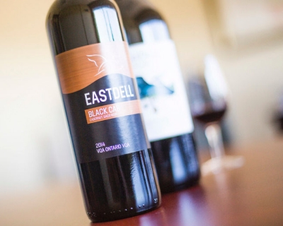 Niagara Uncorked: EastDell Black Cab