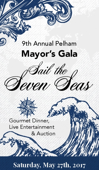 Anchors Aweigh for Ninth Annual Mayor's Gala -Pelham