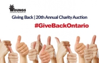 Giving Back | 20th Annual Charity Auction