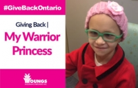 Giving Back | My Warrior Princess