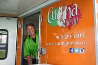 Saturday, May 20th- Celebrate the Long-Weekend  with the Cucina Food Truck at Pondview Estate Winery!