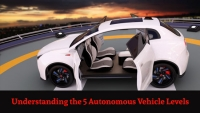 Understanding the 5 Autonomous Vehicle Levels