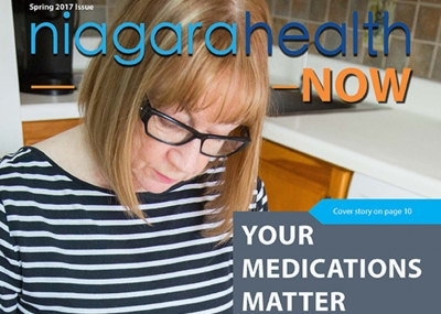 Niagara Health Now - Spring 2017 Edition