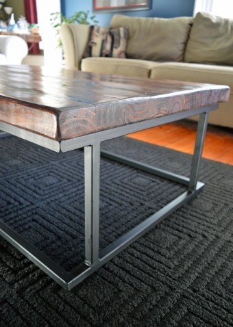 Meet Tait - A Coffee Table that's Tough Enough to join Your Family
