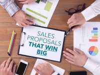 Win Big with your Next RFP Sales Proposal