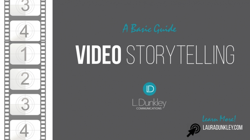 Video Storytelling | Trends, Tips, and Techniques - L. Dunkley Blog
