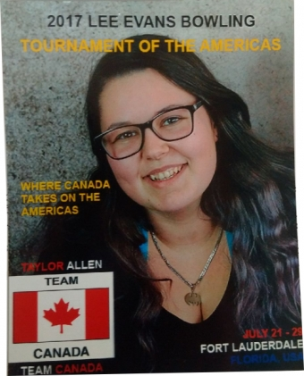 Welland Teen to Bowl for Team Canada in Florida