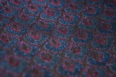 Silk jacquard – why is it so special?