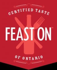 Ontario Culinary Tourism Alliance's FeastON Program