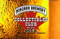 Beer collectors arrived in NOTL to buy, sell, trade and appraise their collections