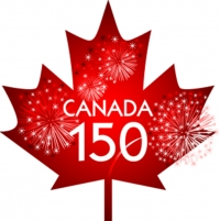 Saturday, July 1st- Join us for Canada's 150th Birthday Celebration at Pondview Estates Winery!