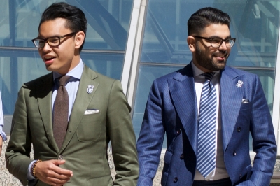 The Psychology Behind Dressing Well