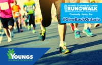 Giving Back | Journey to Conquer Cancer