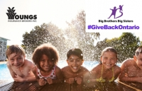 Giving Back | Big Brothers Big Sisters