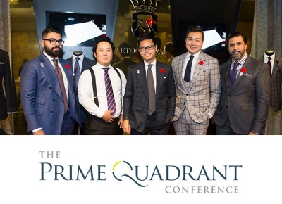 Prime Quadrant Conference in Support of Mount Sinai Hospital